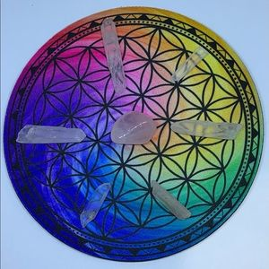 Crystal Grids with 6 clear points